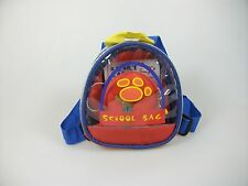 Build a Bear School Bag con contenuto Zaino cartelle scolastiche