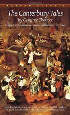 The Canterbury Tales (Bantam Classics) by Geoffrey Chaucer
