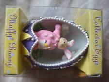 Muffy Bunny VanderBear Collector Egg Authentic Easter
