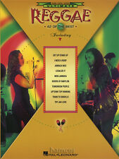 Ultimate Reggae Piano Vocal Guitar Music Book Bob Marley Peter Tosh Jimmy Cliff