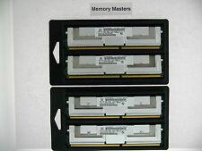 NMD517A21207FD53I5HC 16GB 4x4GB DDR2 PC2-5300F ECC REGISTERED FB-DIMM 4RX8