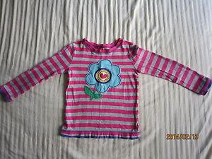 Carter's Girl Long Sleeves Round Neck T-Shirt (3yo) 1pcs