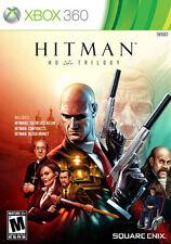 Hitman HD Trilogy (Microsoft Xbox 360, 2013)