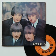 "Vinyle 45T The Beatles  ""Help"""
