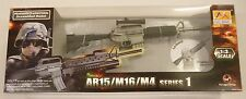 Easy Model MRC 1/3 Scale XM177E1 Assembled Rifle Model 39105