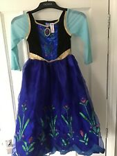 Original Disney frozen Anna dress 5-6 years