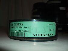 THE OTHERS (2001) 35mm Movie Trailer #1 Film Nicole Kidman Fionnula Flanagan