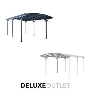 Carport Überdachung Aluminium Garage Alu RETOURE