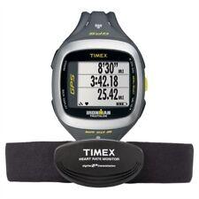 Timex Herrenuhr Ironman Run Trainer 2.0 GPS Sportchrono T5K743