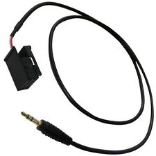 Cable adaptador Jack 3.5mm AUX audio-in para Opel Agila A Antara Astra H Combo C