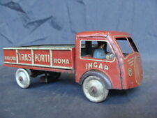 CAMION FIAT INGAP TRASPORTI PADOVA ROMA OLD TOYS ITALY