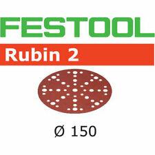 50 FESTOOL Delta-Schleifblätter Rubin2 100 x150mm P40-P220 499133-499140 HOLZ