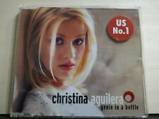 CHRISTINA AGUILERAA - GENIE IN A BOTTLE - WE'RE A MIRACLE - DON'T MAKE ME LOVE