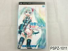 Project Diva 1 Best Hatsune Miku Japanese Import PSP JP Japan Vocaloid US Seller