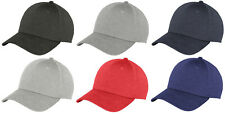 New Era 39THIRTY Shadow Heather Flex Structured Stretch Hat Blank Cap