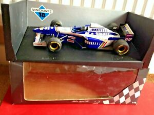 1/18 Minichamps Damon Hill Williams FW18 World Champion Car 1996