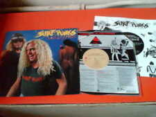 SURF PUNKS Oh No! Not Them Again! Vinyl LP + Merch Sheet!