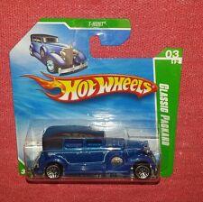 2010 Hot Wheels Treasure Hunts - Classic Packard - 3/12 - New  - Short Card
