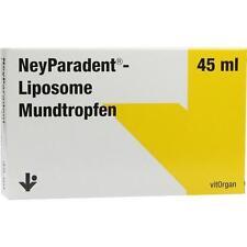 NEYPARADENT Liposome Mundtropfen 45 ml