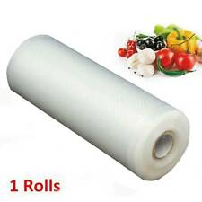 1 Roll Vacuum Sealer Food Saver Bag Food Packaging Film Storage Bags Useful