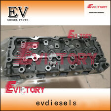 New DC24 cylinder head with gasket fit for DAEWOO FORKLIFT
