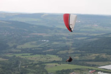 2009 UP Summit XC M Glider Paraglider Cross Wing Paragliding DHV-2 Fly 85-105g