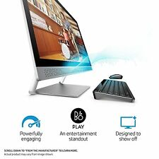 HP Pavilion 27 TOUCH Desktop i7-7700K 10TB HD 32GB RAM All-in-One faster 27-a230