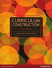 Curriculum Construction by Laurie Brady, Kerry Kennedy (Paperback, 2013)