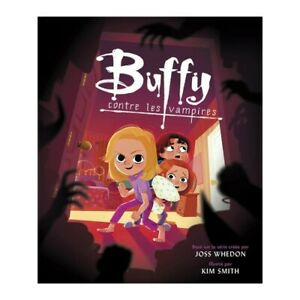BUFFY CONTRE LES VAMPIRES, L'ALBUM ILLUSTRE--QILINN--