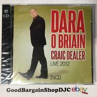 Dara O'Briain - Craic Dealer (CD, 2014) *New & Sealed*