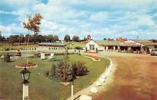 Newmarket Ontario Canada Bell's Corner Motel and Restaurant Postcard J77219
