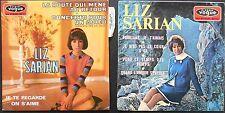 LIZ SARIAN Lot de 2 x EP