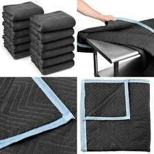 """Sure-Max 12 Heavy-Duty Moving Packing Blankets - Ultra Thick Pro - 80"""" X 72"""" ("""