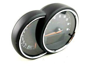 MINI Cooper F56 Dashboard Instrument Cluster Speedometer Tachometer Unit 8707226