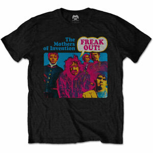 Frank Zappa & The Mothers Of Invention 'Freak Out!' T-Shirt *Official Merch*