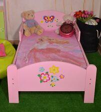 Letto Camera Ragazza Legno Casa Stanza Bambino Decorazione Solido Multicolore