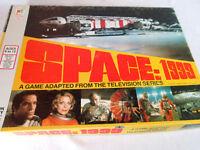 Vintage 1976 MB Milton Bradley Space:1999 board game no. 4609