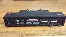 Dell Docking Station E Port Plus PRO2X Latitude E6400 E6410 E6420 E6500 E6520