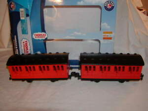 Lionel 1928091 Thomas & Friends Branch Line Coach 2 Pack O 027 New 2019 MIB