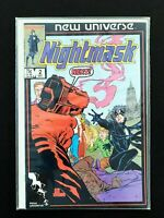 NIGHTMASK #2 MARVEL COMICS 1986 NM+