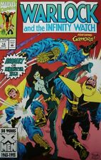 Warlock and the Infinity Watch #14 - Marvel Comics - Near Mint