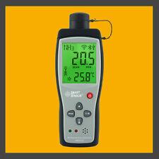 Ammonia Gas NH3 Detector Meter Tester 0-100PPM Sound Light Alarm Li-battery 8500