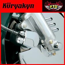 Kuryakyn Chrome Full Coverage Caliper Covers for Touring & Softails 1291