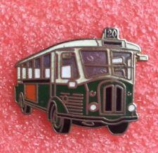 Pins RATP Bus Métro ANCIEN BUS CAR TRAM TRAMWAY Ligne 20