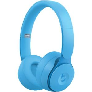 Genuine Beats Solo Pro Wireless On-Ear Headphones Light Blue - BRAND NEW SEALED