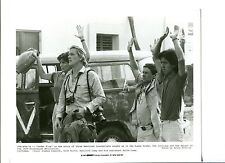 Joanna Cassidy Nick Nolte Hamilton Camp Under Fire Movie Press Still Photo