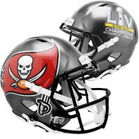 Tampa Bay Buccaneers Super Bowl LV Champs Replica Helmet