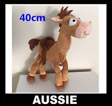 Disney Toy Story ~ 40cm BULLSEYE Plush Toy ~ NEW for Woody or Jessie Doll