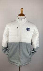 University of Notre Dame Fighting Irish Men's Jacket Coat Puffer Under Armour