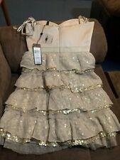 """Bcbg maxazria dress """"Ava"""". Color Champagne. Size 4P"""